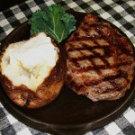 Saturday Social Steak Dinner, Saturday 2/11