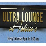 ULTRA LOUNGE FLYER